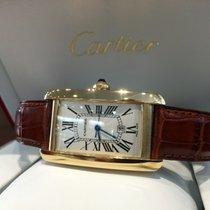 Cartier Tank Americaine XL Yellow Gold 45 x 26 mm (Full Set)