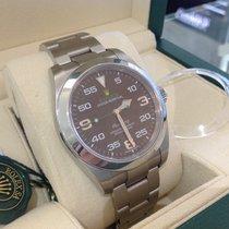 Rolex Air King 2016 Uk Watch Mint
