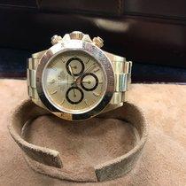 Rolex DAYTONA ZENITH ORO GIALLO L24...