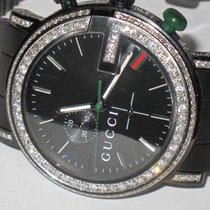 Gucci Steel 44mm pre-owned United States of America, New York, NEW YORK CITY