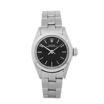 Rolex Oyster Perpetual 26 pre-owned 28mm Steel