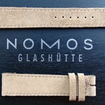 NOMOS Parts/Accessories Men's watch/Unisex new Leather Beige