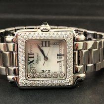 Chopard Happy Sport diamonds box papers like new after market
