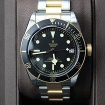 Tudor Black Bay S&G neu 2019 Automatik Uhr mit Original-Box und Original-Papieren 79733N-0002