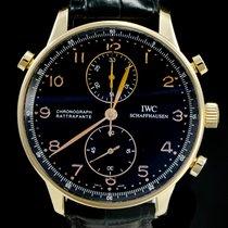 IWC Portuguese Chronograph Rattrapante Portugieser Chronograph