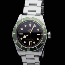 Tudor Silver Automatic new Black Bay