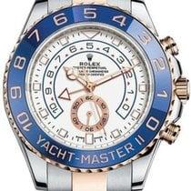 Rolex Yacht-Master II new 44mm Gold/Steel