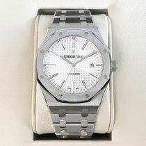 Audemars Piguet Royal Oak 41mm White Dial EU