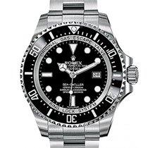 Rolex Sea-Dweller Deepsea подержанные 44mm Сталь