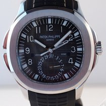 Patek Philippe Aquanaut Travel Time Steel - 5164A-001