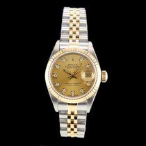 Rolex Oyster Perpetual Date Diamants