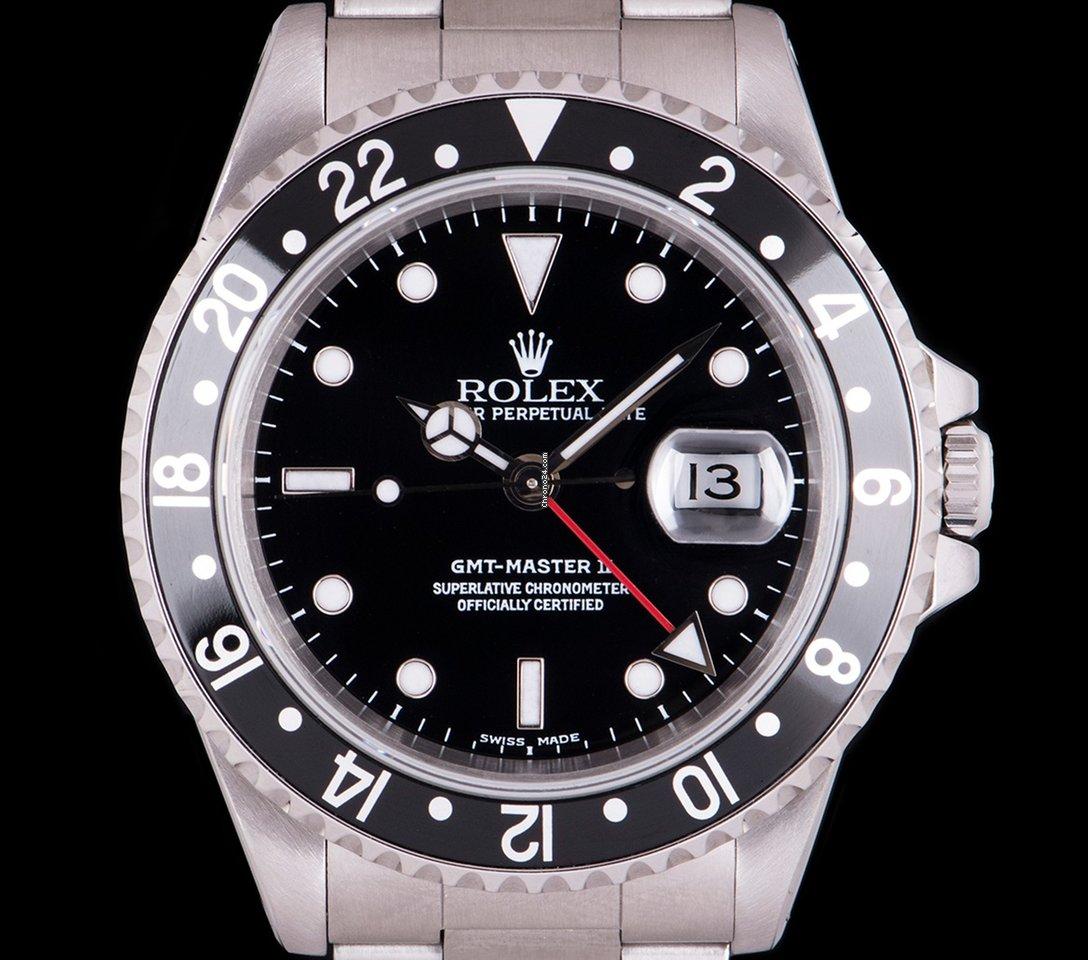 f7d1973607a Rolex GMT-Master II - Todos os preços de relógios Rolex GMT-Master II na  Chrono24