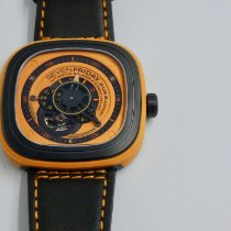 Sevenfriday P1-3 Stal 47,6mm
