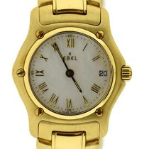 Ebel 1911 Yellow gold 26mm Mother of pearl United States of America, New York, New York