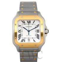 Cartier Santos (submodel) W2SA0006 New Steel 39.8mm Automatic