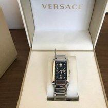Versace Acciaio 45mm Quarzo usato Italia, latisana