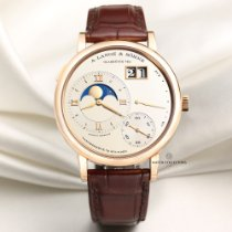 A. Lange & Söhne Rose gold 41mm Manual winding 139.032 pre-owned United Kingdom, London