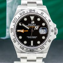 Rolex Explorer II 42mm Black United States of America, Massachusetts, Boston