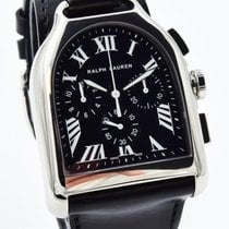Ralph Lauren 36.6mm Automatic new Black