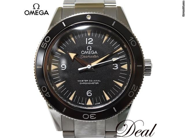 the best attitude 074ff 513fe Omega Seamaster