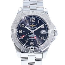 Breitling Steel 40.5mm Automatic A32350 pre-owned United States of America, Georgia, Atlanta