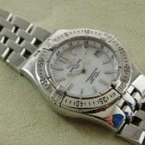 Breitling Galactic 30 Steel 30mm Mother of pearl