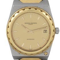 Vacheron Constantin Gold/Steel Automatic pre-owned