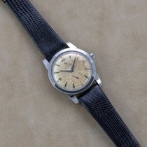 Omega pre-owned Automatic 34mm Plastic