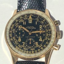 Breitling 806 Gold/Steel 1956 Navitimer 40mm pre-owned United States of America, New Jersey, Cranford