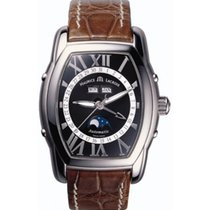 Maurice Lacroix Masterpiece Phases de Lune new Automatic Watch with original box and original papers MP6439-SS001-31E