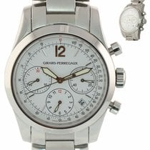 Girard Perregaux Ferrari Steel 40mm White United States of America, New York, Huntington