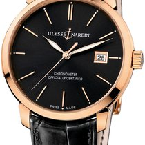 Ulysse Nardin San Marco new 2019 Automatic Watch with original box and original papers 8152-111-2/92