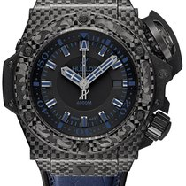 Hublot King Power new Automatic Watch with original box and original papers 731.QX.1190.GR.ABB12