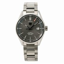 TAG Heuer Carrera Calibre 7 Steel 40mm Grey United States of America, New York, New York