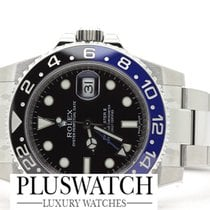 Rolex GMT-Master II 116710BLNR nuovo