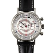 Breguet Classique Mens Manual Wind Chronograph Watch 5247BB/12...