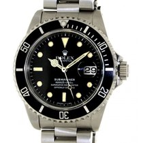 Rolex Submariner 16800 Steel, 40mm