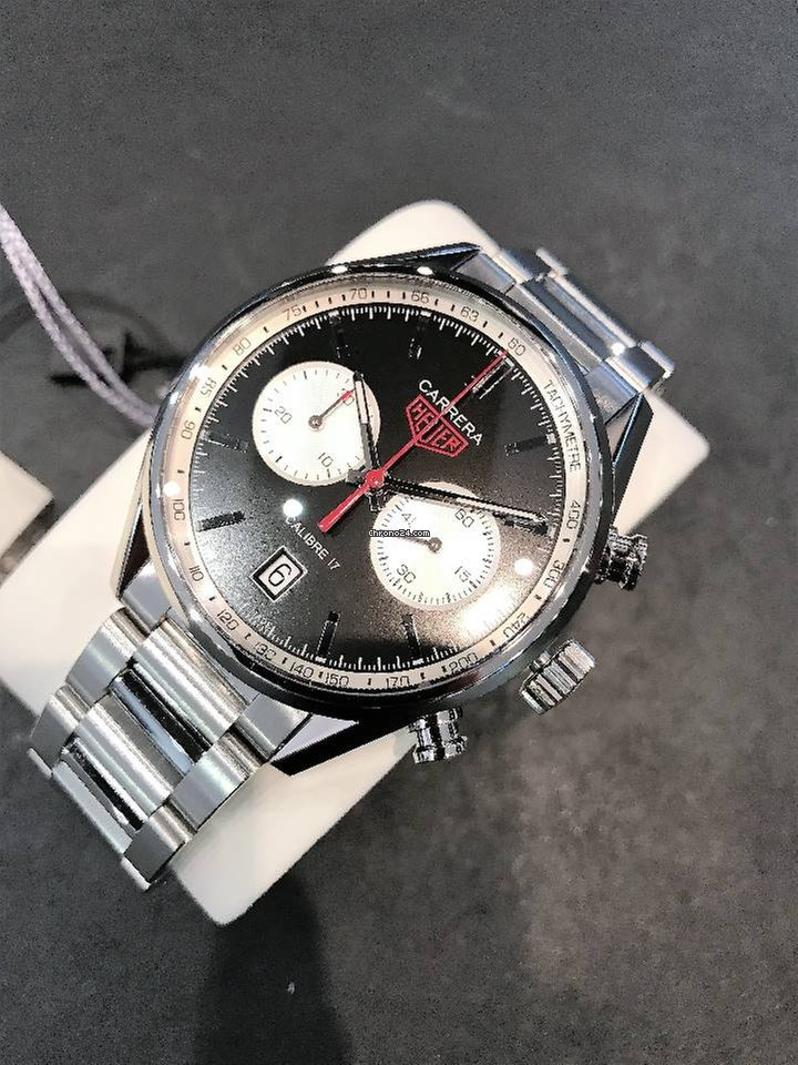 2ccaaa6f86a4 TAG Heuer Carrera Calibre 17 - all prices for TAG Heuer Carrera Calibre 17  watches on Chrono24