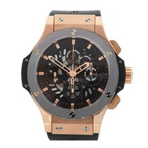 Hublot Big Bang Chronograph 18k Rose Gold Gents 310.PT.1180.LX...