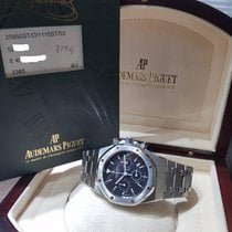 Audemars Piguet Royal Oak Ref. 25860 Chronograph Blue Dial