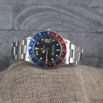 Rolex 1675 GMT-Master MK2, Beautiful Creamy patina