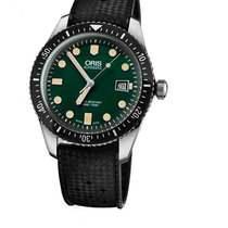 Oris Divers Sixty Five 01 733 7720 4057-07 4 21 18 new