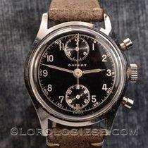Gallet – Vintage 1940`s Waterproof Chronographref. 174 Black...