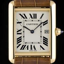 Cartier Tank Louis Gold W1529756