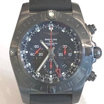 Breitling Chronomat GMT Blacksteel 47mm