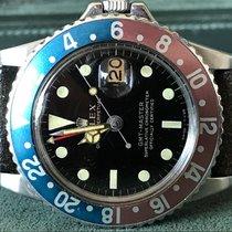Rolex 1675 GMT gilt mega fat font