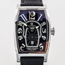 Cyma 32mm Automatic 2006 pre-owned Black