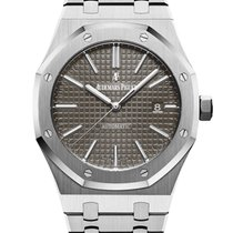 Audemars Piguet 15400ST.OO.1220ST.04 Steel Royal Oak Selfwinding 41mm new United States of America, New York, NYC