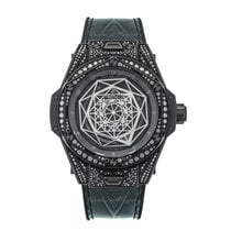 Hublot Big Bang Sang Bleu Ceramic 39mm Black