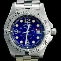 Breitling Superocean Steelfish Steel 44mm Blue Arabic numerals